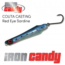 Iron Candy Couta Casting - Red Eye Sardine