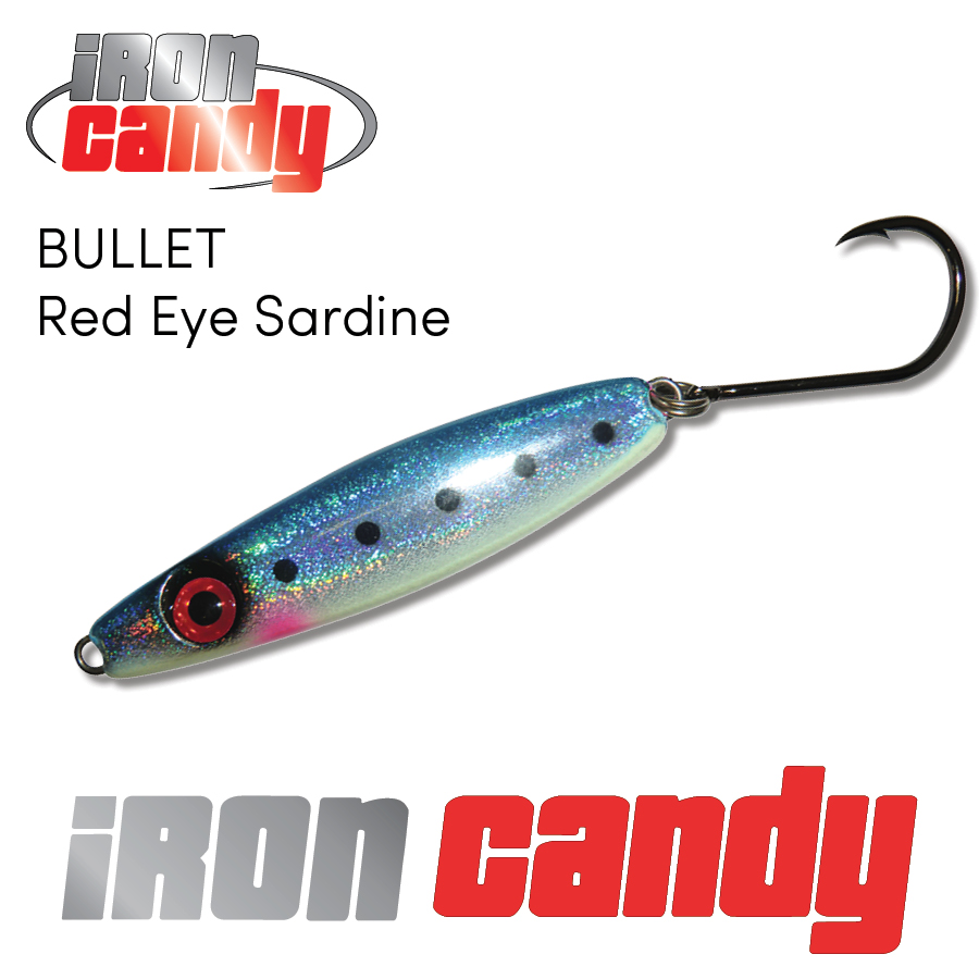Iron Candy Bullet - Red Eye Sardine