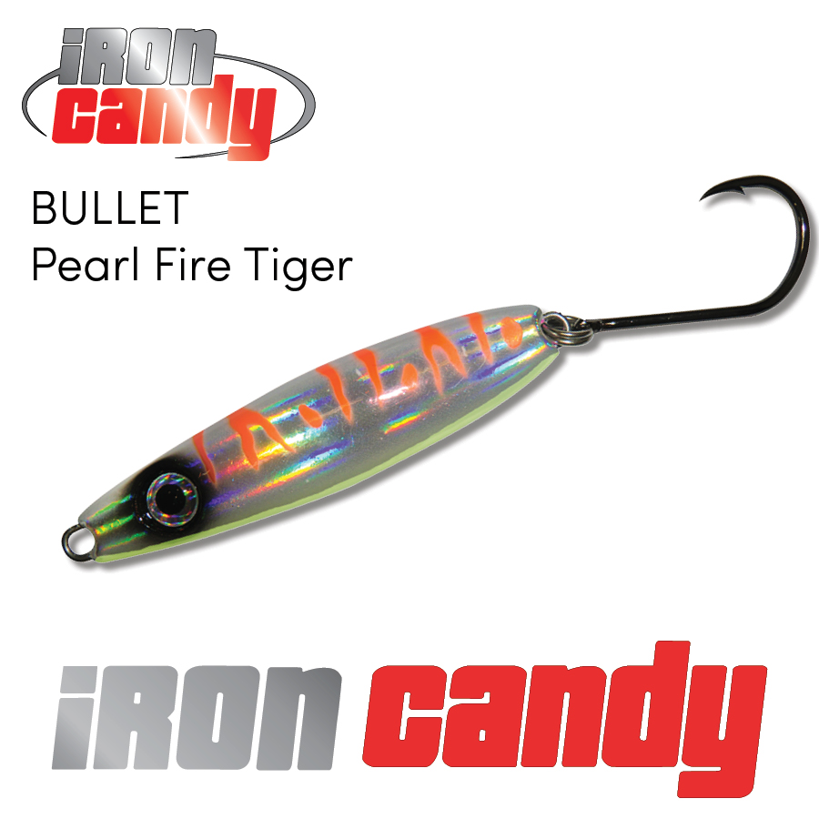 Iron Candy Bullet - Pearl Fire Tiger