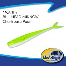 McArthy Bullhead Minnow - Chartreuse Pearl