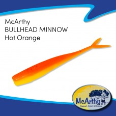 McArthy Bullhead Minnow - Hot Orange