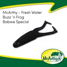 McArthy Fresh Water - Buzz 'n Frog - Babwe Special