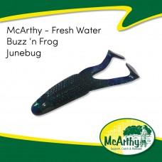 McArthy Fresh Water - Buzz 'n Frog - Junebug