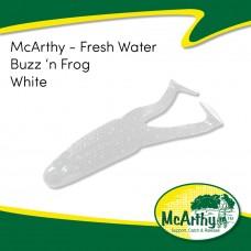 McArthy Fresh Water - Buzz 'n Frog - White