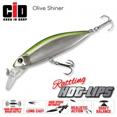 CID Rattling Hotlips - Olive Shiner