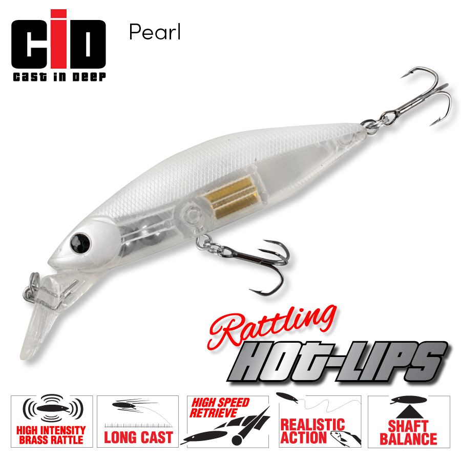 CID Rattling Hotlips - Pearl