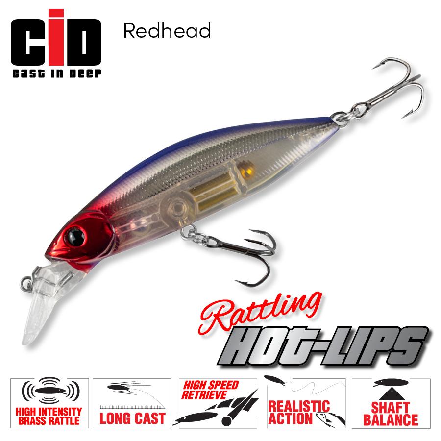CID Rattling Hotlips – Redhead