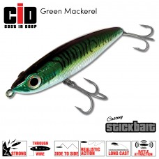 CID Casting Stickbait - UV Orange Mackerel