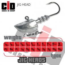 CID Jig Heads