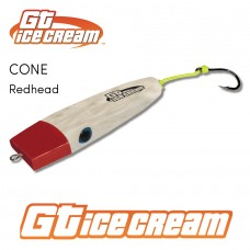 GT Icecream Cone - Red Head