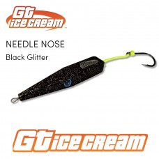 GT Icecream Needle Nose - Black Glitter
