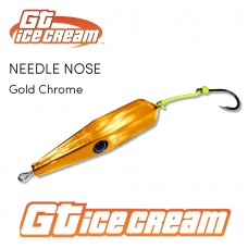 GT Icecream Needle Nose - Chrome Gold