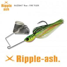 Ripple-Ash Buzz Bait Fire Tiger 3/8oz