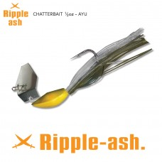 Ripple-Ash Chatter Bait Ayu 1/2oz