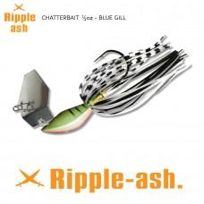 Ripple-Ash Chatter Bait Blue Gill 1/2oz