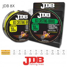 JDB 8X Braid