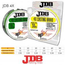 JDB 4X Braid
