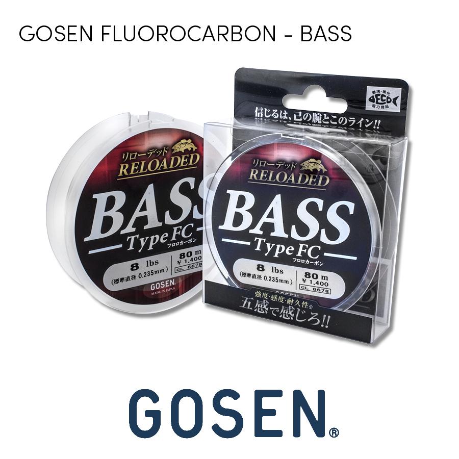 GOSEN – Fluorocarbon – Bass