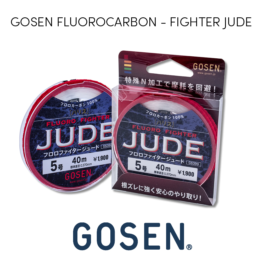 GOSEN – Fluorocarbon – Fighter Jude