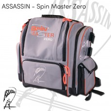 Assassin Spin Master Zero Bag