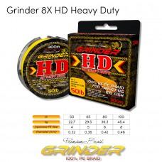 Grinder 8X HD Heavy Duty Braid