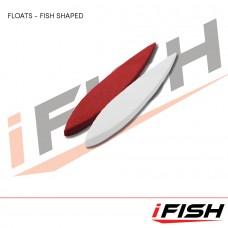 Floats - Fish Shaped