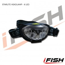 Headlamp - Starlite 6 LED