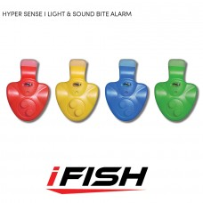 Hyper Sense Sound & Light Bite Alarm