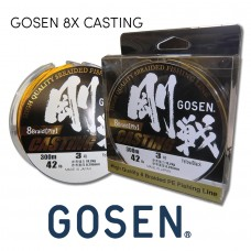 GOSEN - Casting Braid 8X