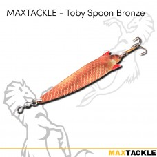 Maxtackle Toby Spoon - Bronze