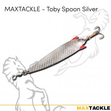 Maxtackle Toby Spoon - Silver