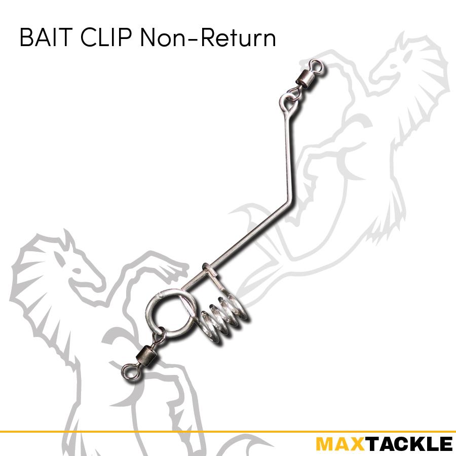 Maxtackle Bait Clip Non Return