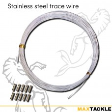 Maxtackle Stainless Steel Trace Wire