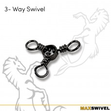 Maxswivel 3-Way Swivel