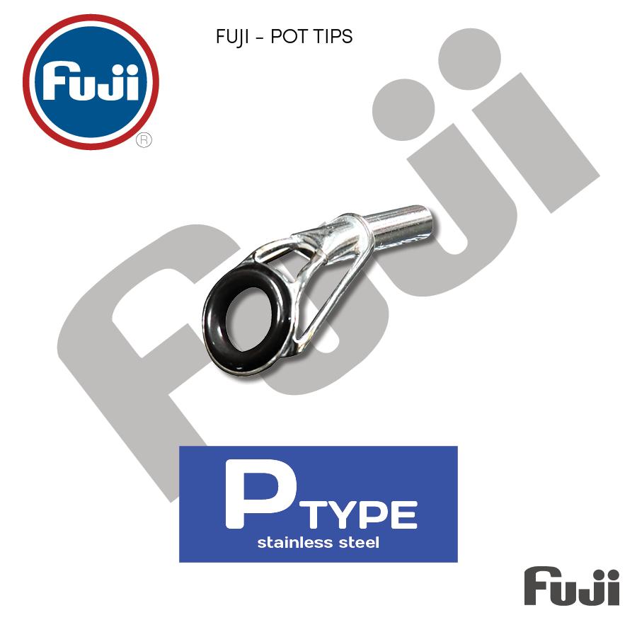 Fuji - POT P-type Stainless Steel Tip
