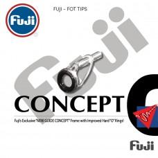 Fuji - FOT Concept O Silver Tip