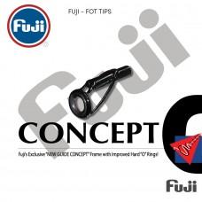 Fuji - FOT Concept O Black Tip