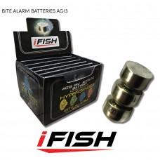 Hyper Sense Bite Alarm II Batteries AG13
