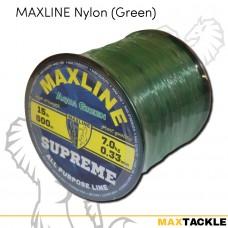 Maxline Nylon Aqua Green 600m