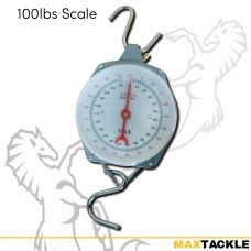 Maxtackle 100lbs Scale