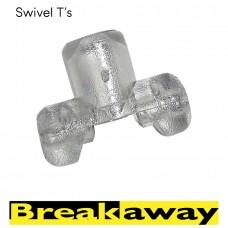 Breakaway Swivel T's