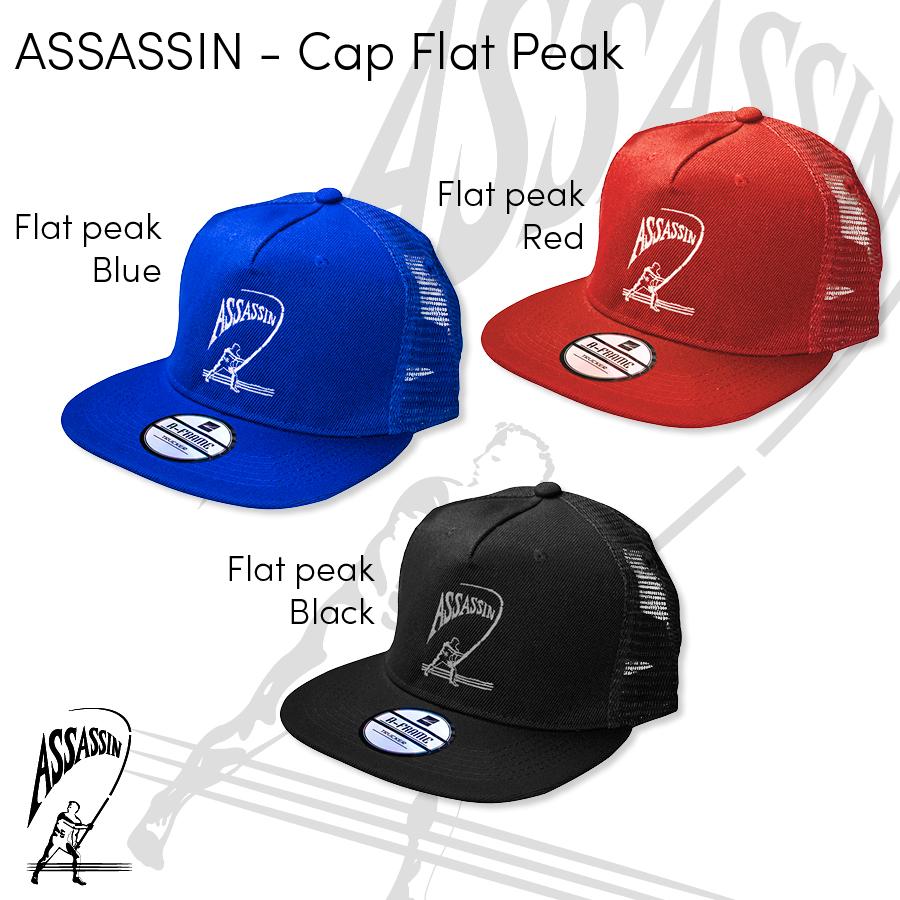 Assassin – Cap (Flat Peak)