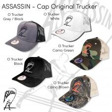 Assassin – Cap (Original Trucker)