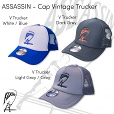 Assassin – Cap (Vintage Trucker)