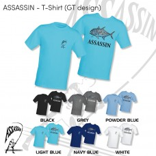 Assassin – Shirt GT Logo