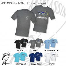 Assassin – Shirt Tuna Logo