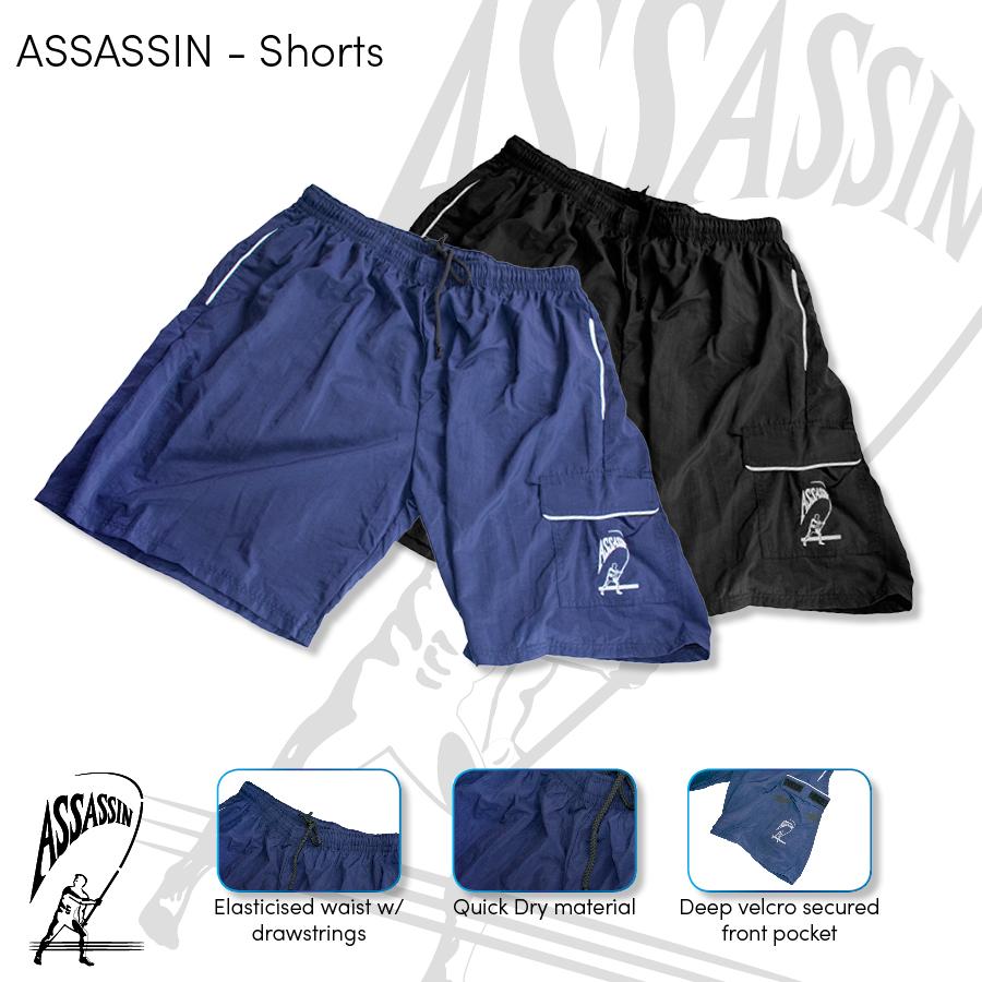 Assassin – Pants Shorts