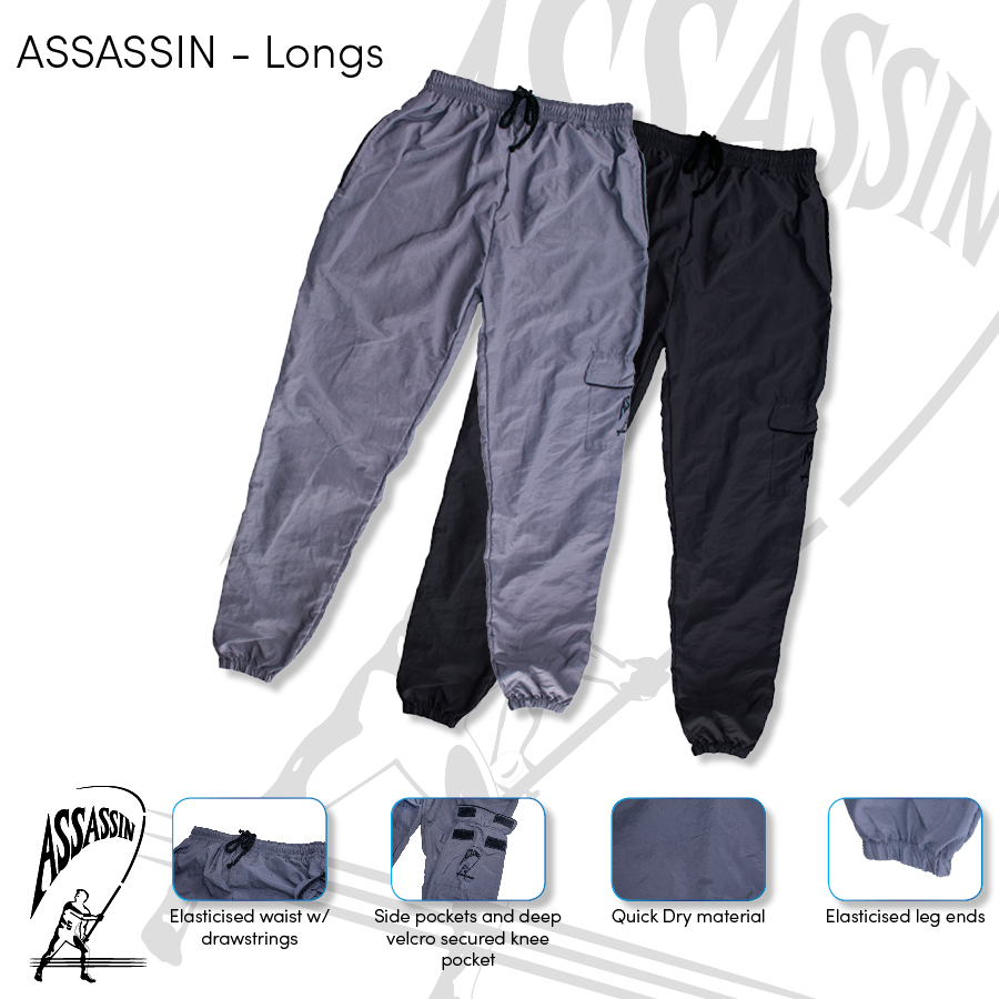 Assassin – Pants Longs