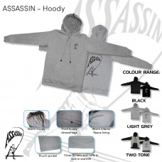 Assassin – Jacket Hoody