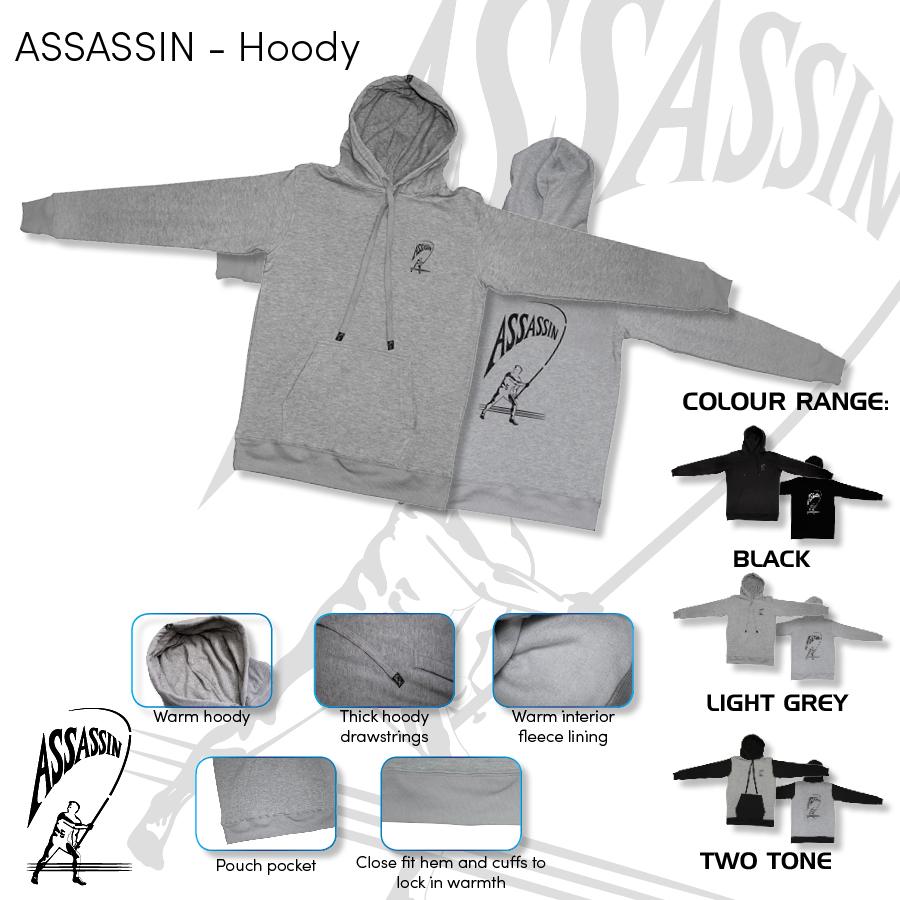 Assassin – Jacket Hoody